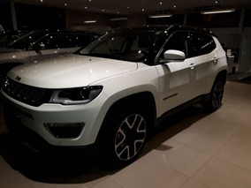 Jeep Compass Limited High Tech At 2.0 Flex 2018 Branca