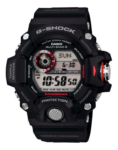 Reloj Casio Gw-9400-1cr Para Caballero Correa De Resina