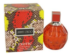 Perfume Jimmy Choo Exotic Feminino 100 Ml - Selo Adipec