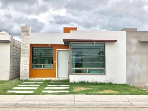 Casa Sola En Venta Xochihuacan, Casa Sola 2 Recamaras