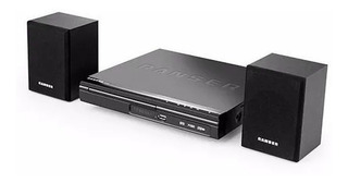 Reproductor Dvd Ranser Ht-ra50 2.1 Home Theater Usb Fm