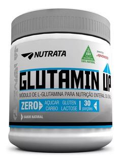 Glutamina - Glutamin Up 150g Nutrata - Massa Muscular