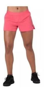 Short Asics Brief Woven 3.5 Rosa Mujer 4553 Running