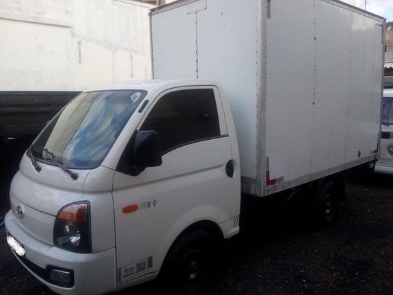 Hyundai Hr 2.5 Hd C/ Bau Carga Seca Tci 2p 2014