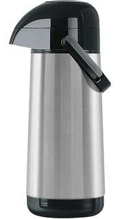 Garrafa Térmica De Mesa Lumina Inox 1 Litro Termolar
