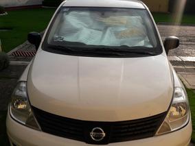 Nissan Tiida 1.8 Comfort Sedan Mt 2011