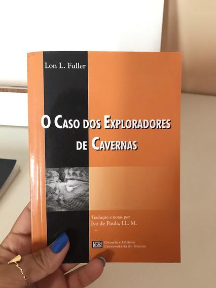 Livro O Caso Dos Exploradores De Caverna