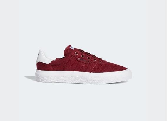 Tenis adidas 3mc F36857 Vermelho Original