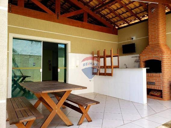 Apartamento Com 3 Dormitórios À Venda, 59 M² - Alto Ipiranga - Mogi Das Cruzes/sp - Ap0277