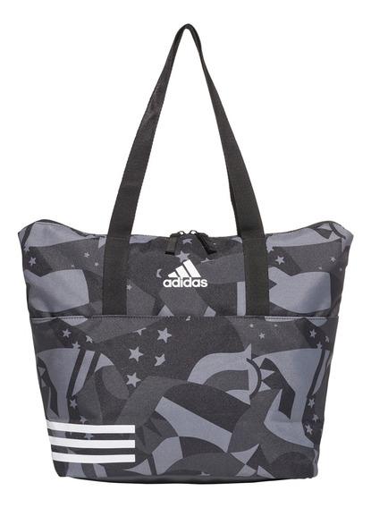 Bolso adidas Training W 3 Stripes Niña Ng/go