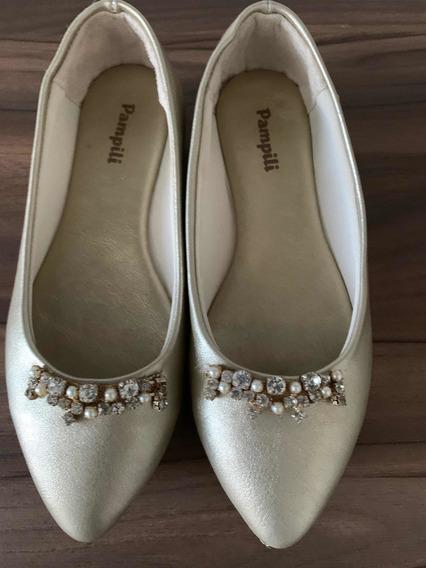 Sapato Pampili 30 Pouco Usada