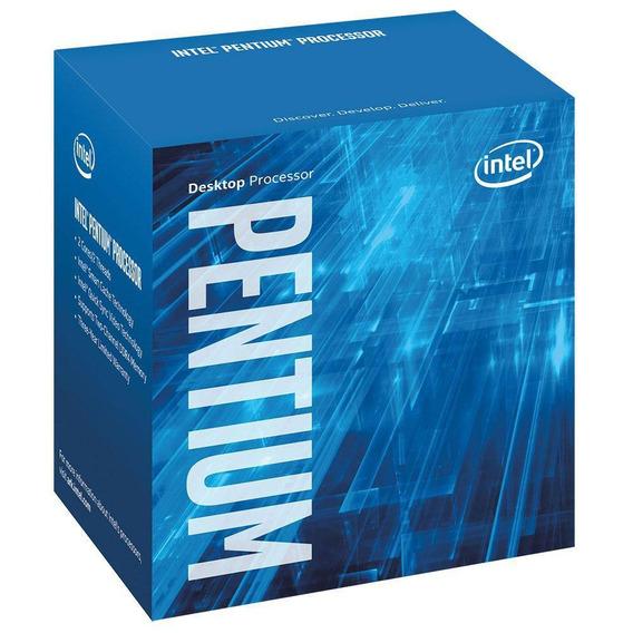 Processador Intel Pentium G4500 (lga1151 - 2 Núcleos - 3,5ghz) - Bx80662g4500