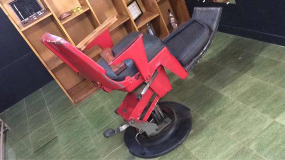 Cadeira Barbearia Antiga