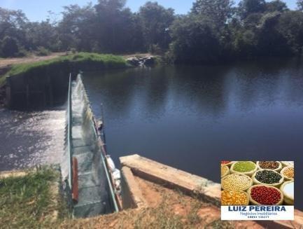 Fazenda De 5.206 Hec. Para Agricultura Irrigada Em Lagoa Da Confusão - To - 1278