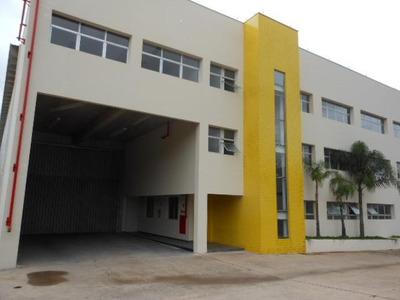 Galpão Industrial Para Alugar, 4994 M² Por R$ 89.000/mês - Jardim Cláudio - Cotia/sp - Ga0072