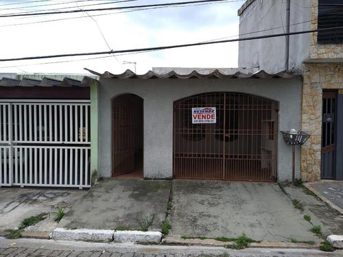 Casa À Venda 2 Dormitórios 2 Vagas Vila Amorim  Ref.005