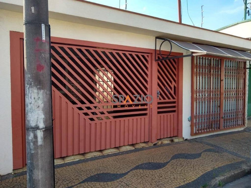 Imagem 1 de 18 de Casa Com 2 Dormitórios À Venda, 140 M² Por R$ 420.000,00 - Centro - Rio Claro/sp - Ca0478
