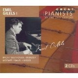Cd The Great Pianists Of The 20th Century 04 Boxes - Pack 02