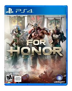 For Honor - Ps4 - Disco Fisico - Juego Original