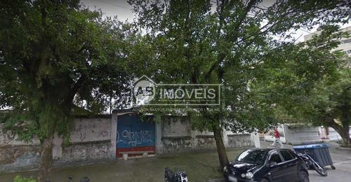 Imagem 1 de 1 de Terreno, Vila Mathias, Santos - R$ 4 Mi, Cod: 428 - A428