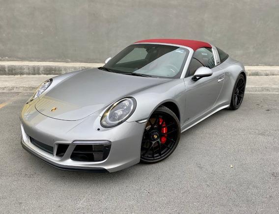 Porsche 911 3.0 Carrera Targa 4 Gts Pdk At