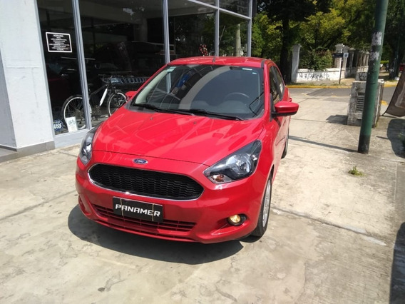 # Me Venden Ford Ka Sel 5p 2018 Con 82mkm Reales Oportunidad