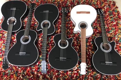 Guitarras Acusticas + Forro +metodo De Aprendizaje+envio