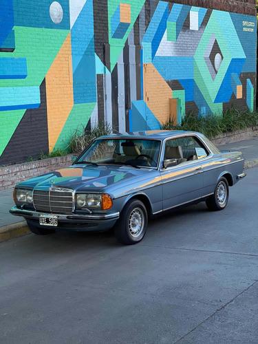 Mercedes-benz 280c C123 1977 Carburador - Tb2 Garage - Bord