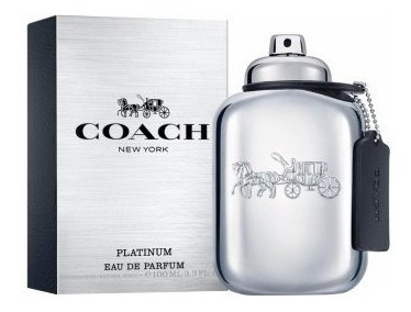 Perfume Coach New York Edp 60ml - Masculino