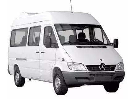 Polea Tensora Correa Unica Mercedes Benz Sprinter 313/314