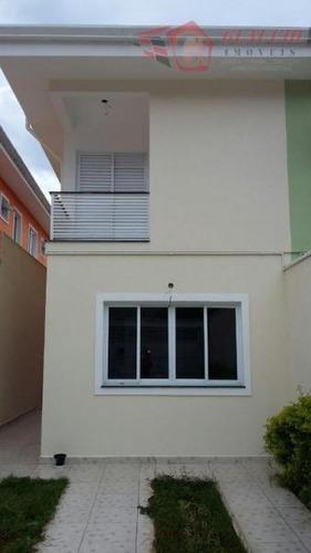 Sobrado Para Venda Em Taboão Da Serra, Parque Monte Alegre, 3 Dormitórios, 3 Suítes, 1 Banheiro, 4 Vagas - So0509_1-1009710