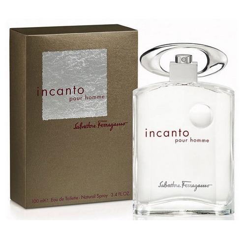 Perfume Incanto Pour Homme De S. Ferr - mL a $1399
