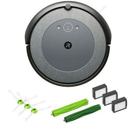 Robot Aspirador Irobot Roomba I3 Conectado A Wi Fi Con Ki...
