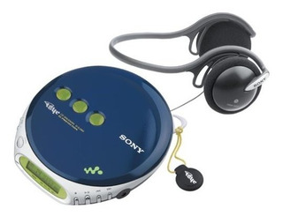 Walkman (azul) Del Cd De Sony D-ej360 Psyc (descontinuado Po