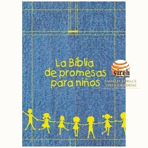 Imagen 1 de 1 de Biblia De Promesas Para Niños - Rv-1960
