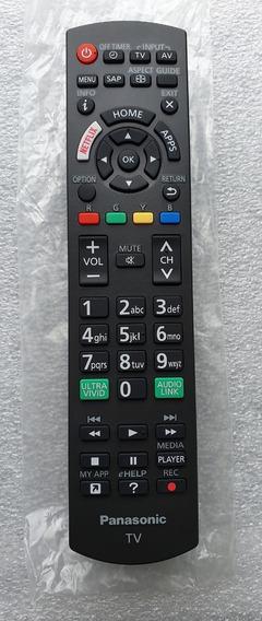Controle Remoto Panasonic Netflix Original Todas Led