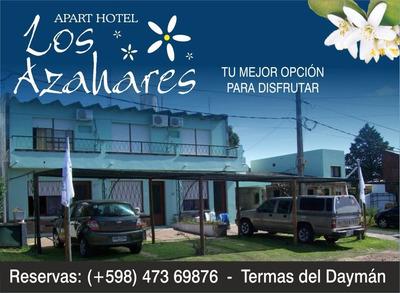 Termas Dayman Azahares Apart Hotel Y Casa En Alquiler