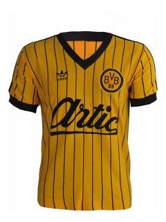 Camisa Retrô Borussia Artic Anos 80