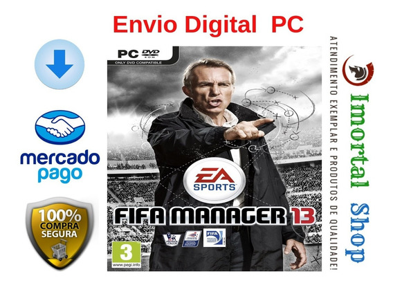 Fifa Manager 13 Envio Digital Pc