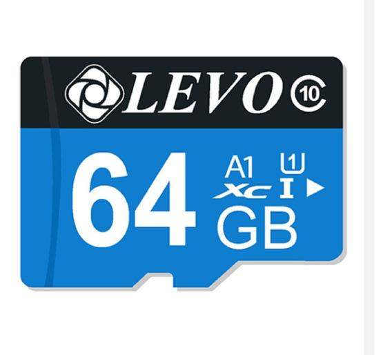 Cartao De Memoria Sd Levo Xc Classe 10 64gb