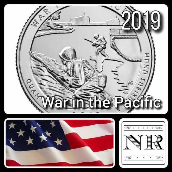 Parque Nacional Eeuu 2019 War In The Pacific - Guam