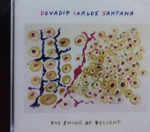 Devadip Carlos Santana - The Swing Of The Light Cd.leer Las