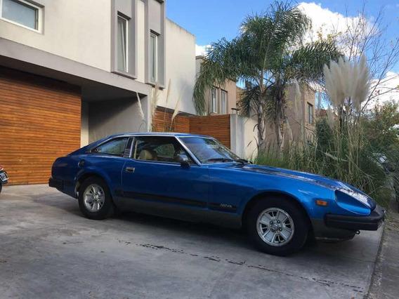 Datsun 280zx. Nissan 280zx. Coupe Nissan Datsun 280zx