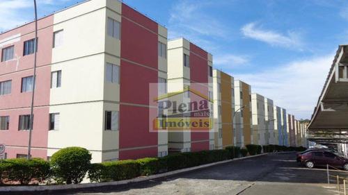 Imagem 1 de 12 de Apartamento  Residencial À Venda, Jardim Marchissolo, Sumaré. - Ap0506