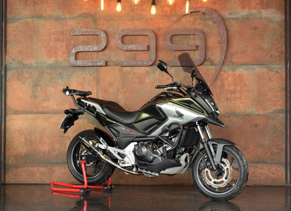 Honda Nc 750x - 2018/2019 Apenas 6.867kms!!!