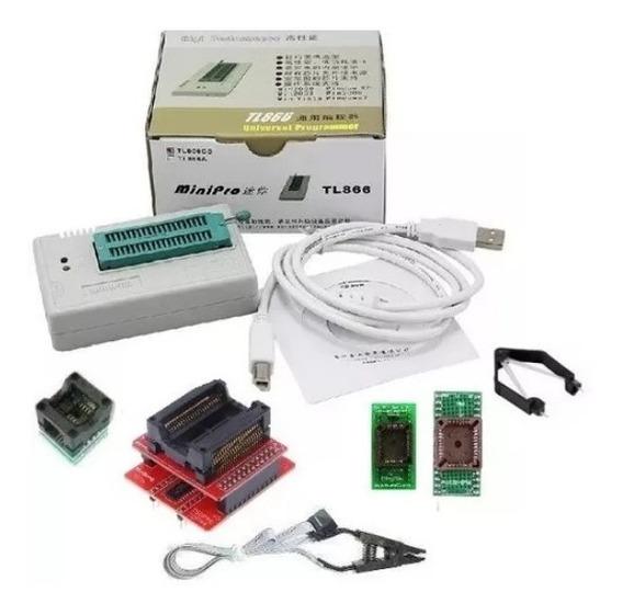 Kit Gravador De Eprom Universal/gravador St10