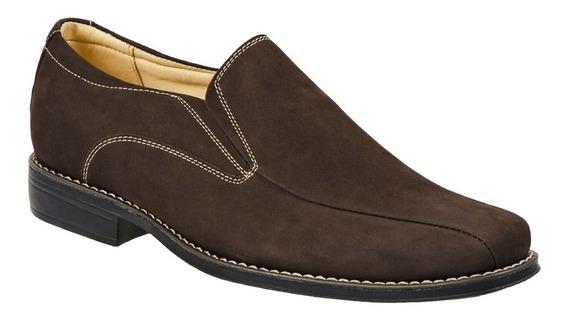 Sapato Social Masculino De Exportação Em Couro Thales Oferta