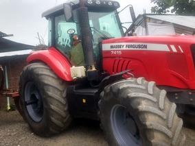 Tractor Massey Ferguson 7415