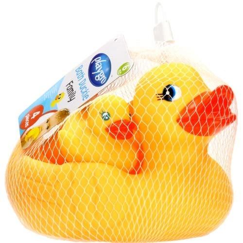 Juguete Baño De Agua Bebe Playgro Duck Family Patitos