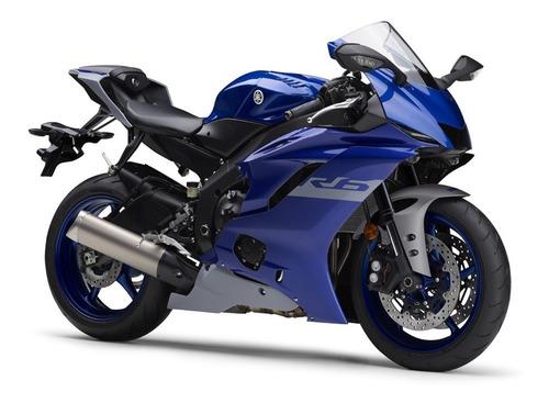 Yamaha Yzf - R6 2020 0km En Mg Bikes